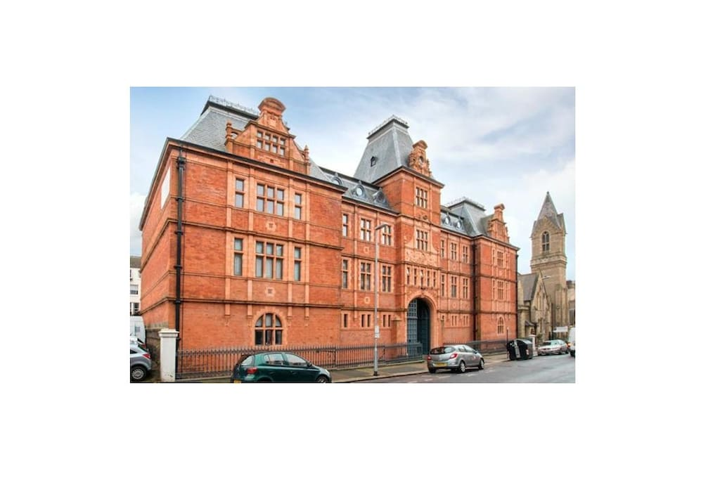 Stunning Grade II Listed Building