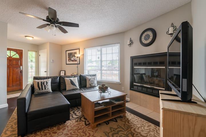 Updated Tahoe Park Duplex