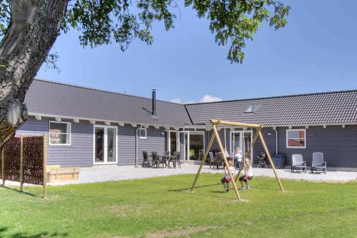 Modern Holiday Home in Bagenkop with Swimming Pool