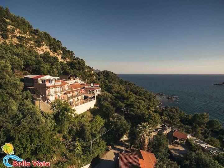 Bella Vista Corfu - Sunset Apartments in Pelekas