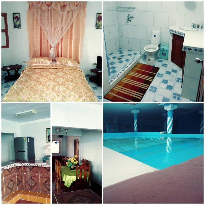 Hostal Yami, gorgeous safe and affordable