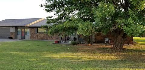 Lazy B Ranch House