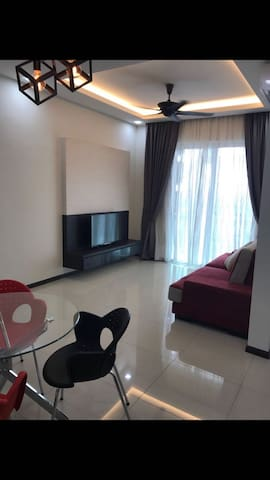 Masai Condominium D'Calton condominium