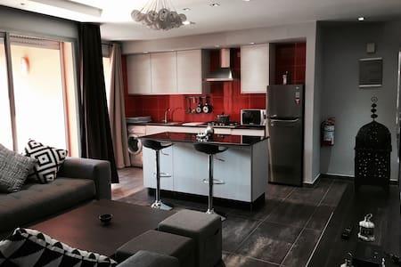 Appartement Gueliz marron - Apartament