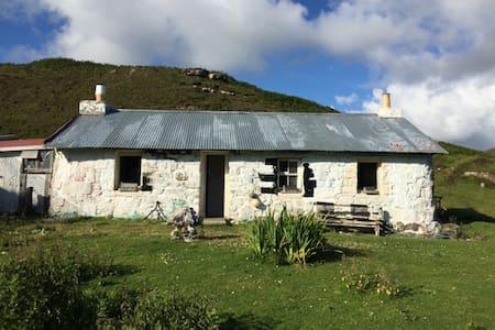Isle of Gometra Jane Ann's Bothy Baileclaidh - Isle of Gometra - 獨棟