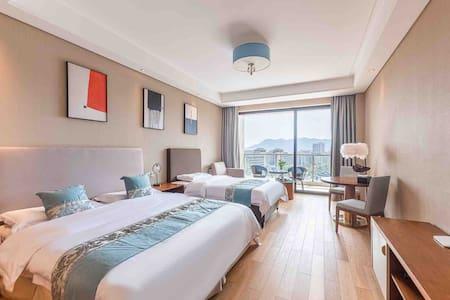 【AI•MI 】舟山朱家尖东沙度假海景五星酒店公寓