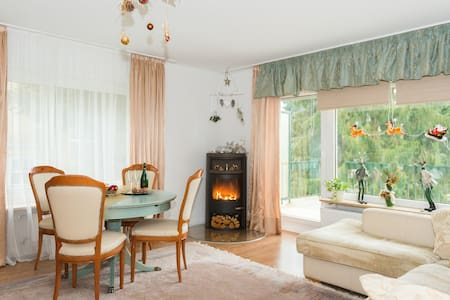 Apartmenhaus Voglergasse, 6 Pers. - บาเดน-บาเดน - อพาร์ทเมนท์