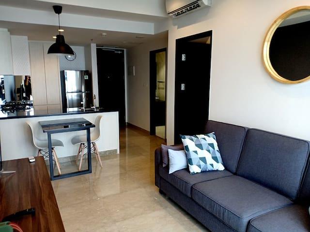 1 bedroom exclusive apartment in BRANZ BSD