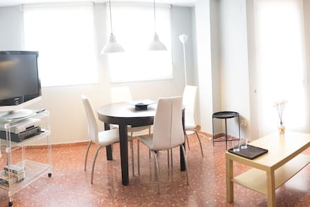 Beautiful and modern apartment. Gastronomic route - València