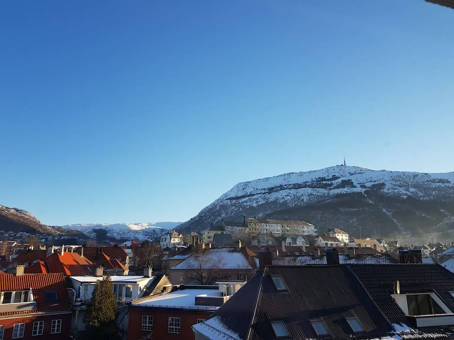 View to Ulriken