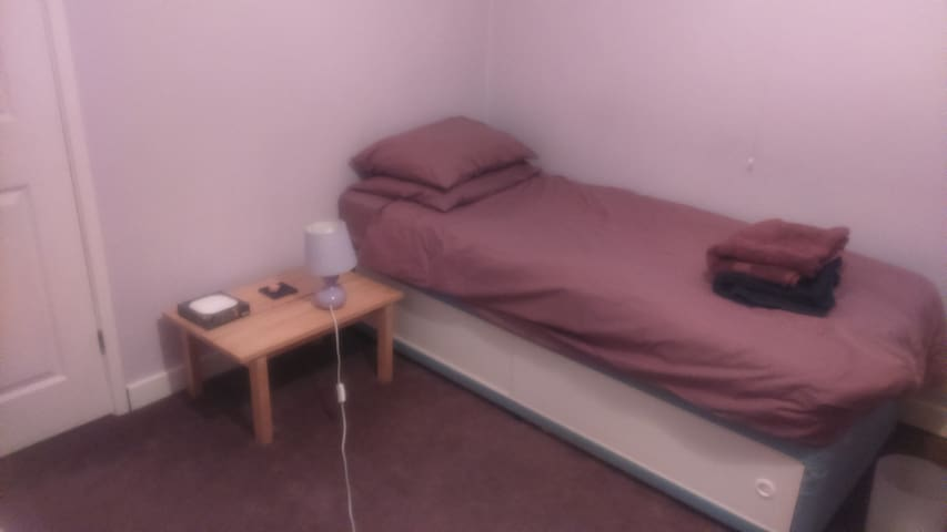 Single, comfy room in Bingham - Bingham