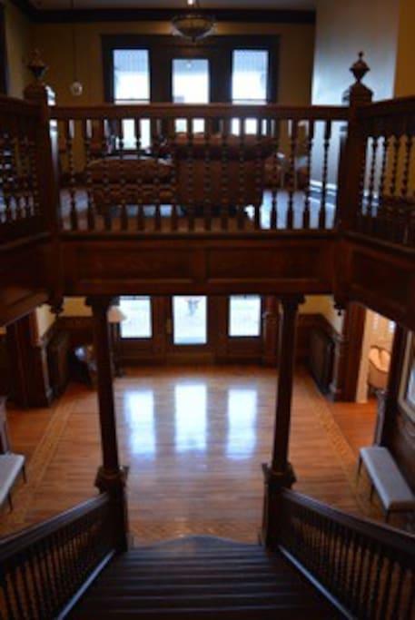Incredible staircase