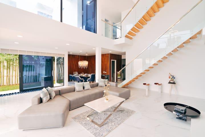 [Exclusive pool] Luxury villa!  / 5R 10ppl palmb1