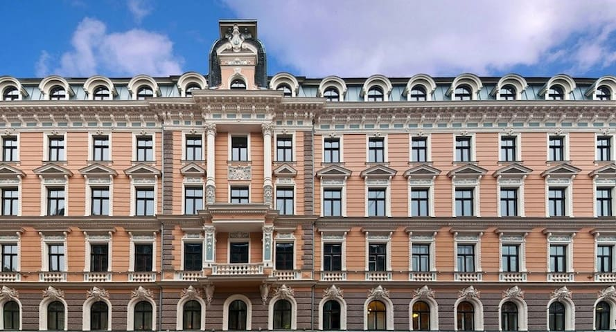 Completly renovated luxurious apartment in centre - Riga - Appartement
