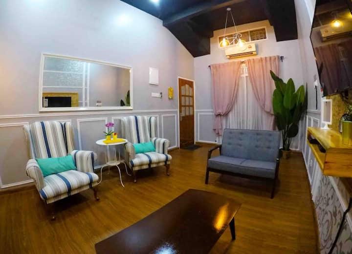 ChaCha Guesthouse Bertam K. Batas Penang (Muslim)