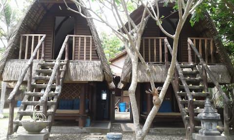 Villa Hannah, Traditional villa