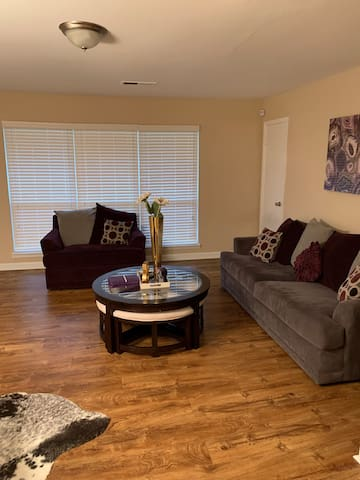 Condo Crash Pad Close to Airport and Downtown!