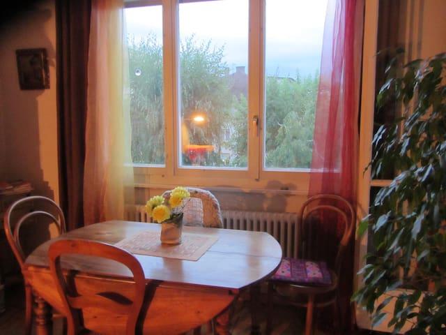 Appartement chaleureux, proximité EPFL, UNIL, ECAL