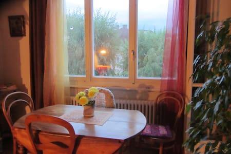 Appartement agréable, proche de Lausanne - Crissier