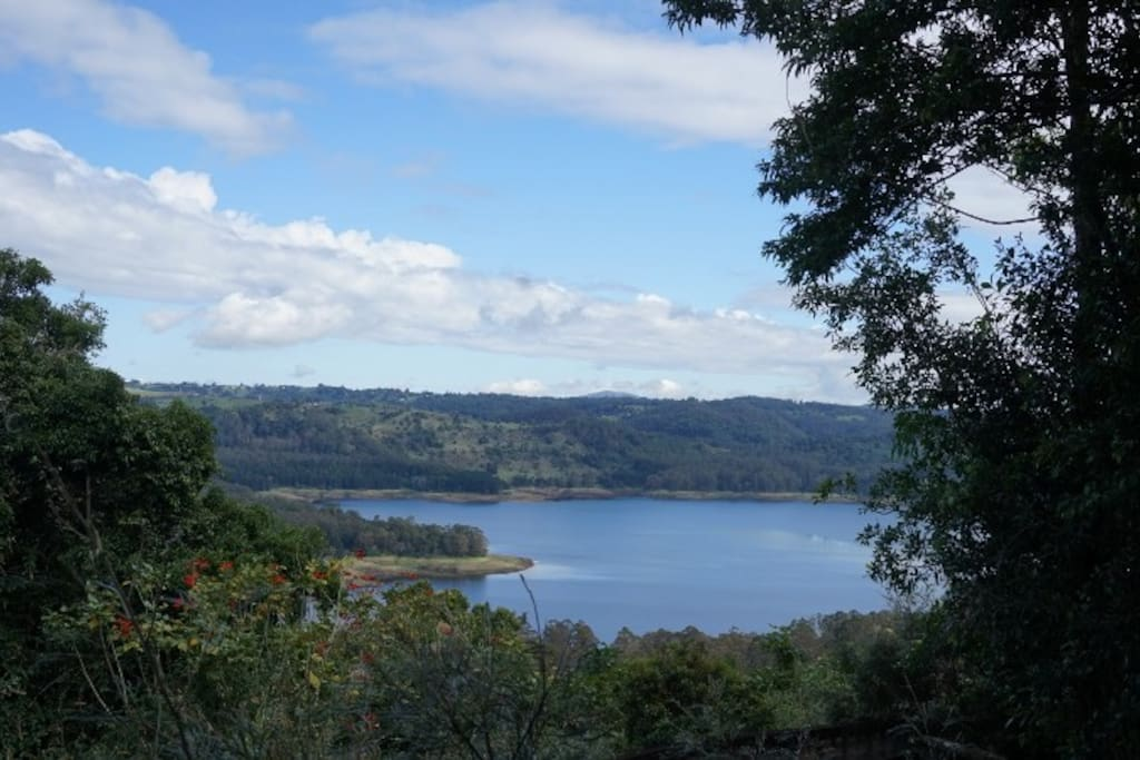 View of Lake Baroon