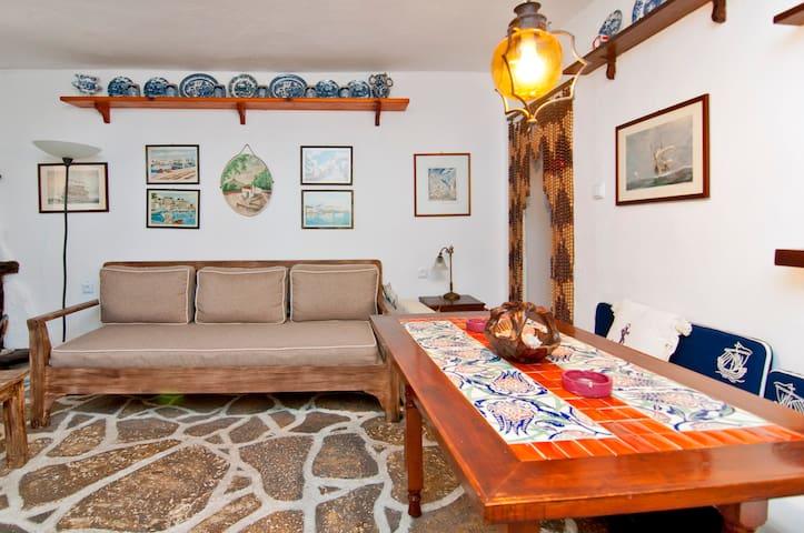 Captain Mike's Villa II - Sivota - Casa de campo