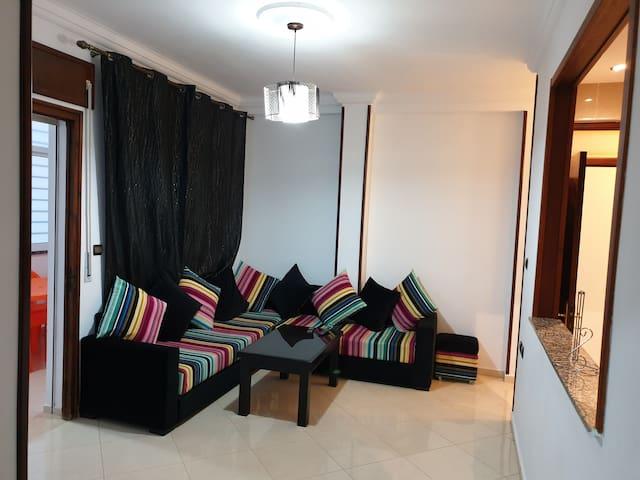 Appartement Miramar au Centre de martil