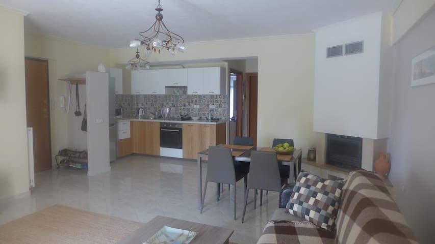 My Big Fat Greek appartment :)))))) - Nea Kallikratia - Apartment