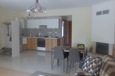 My Big Fat Greek appartment :)))))) - Nea Kallikratia - 公寓
