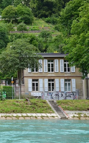 AARE BED&KITCHEN 1 - Bern - Bed & Breakfast