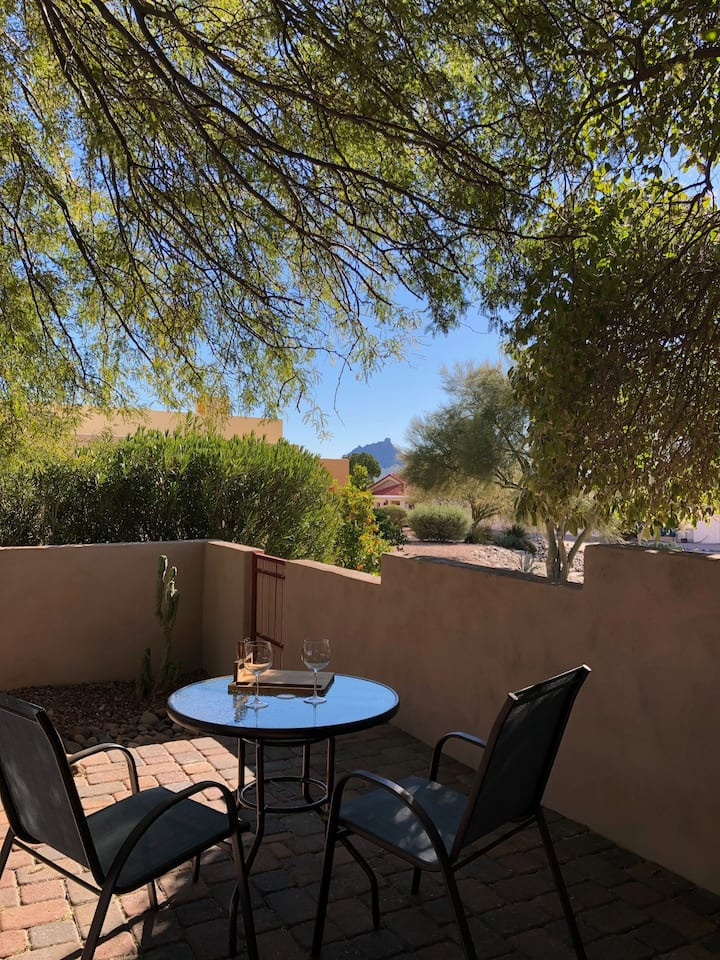 Great location! Fountain Hills-1 Bdrm Guest House
