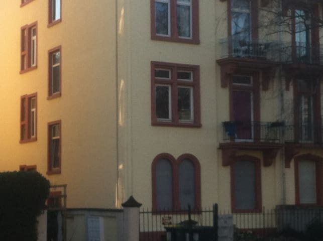 Nice Appartment for two or three pers. near downt. - Francfort-sur-le-Main - Appartement