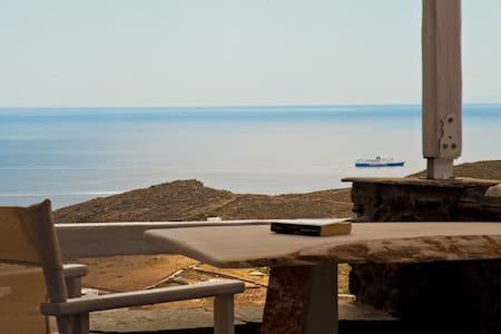 """room SYROS-""""SeaView-Exclusive-Tinos - Tinos"""
