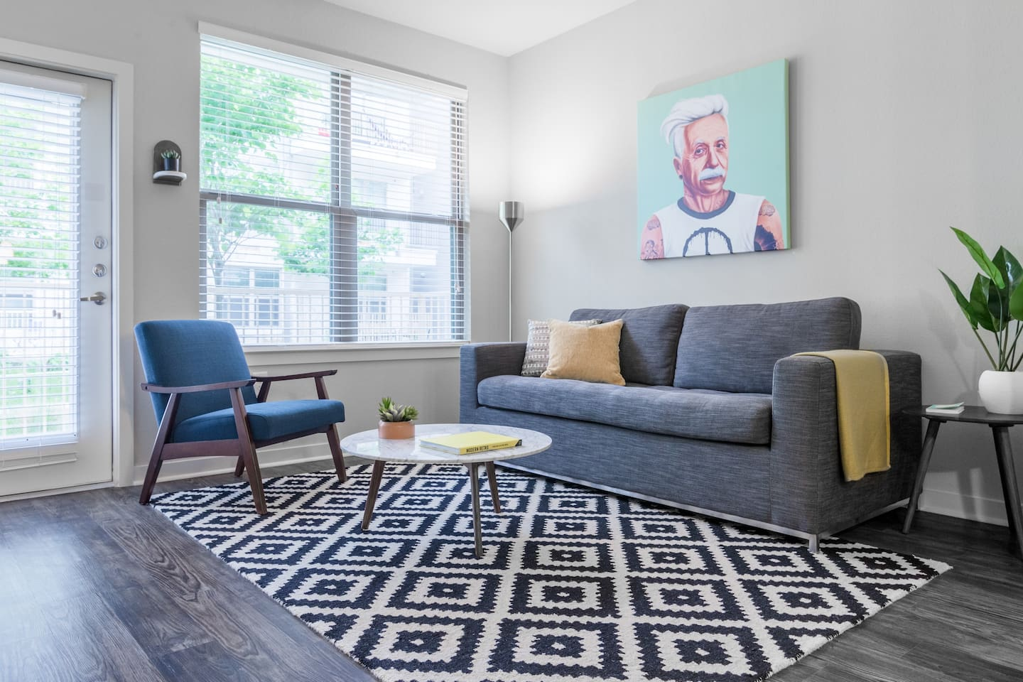 Spacious, 1-bedroom suite in East Austin - steps from East 6th