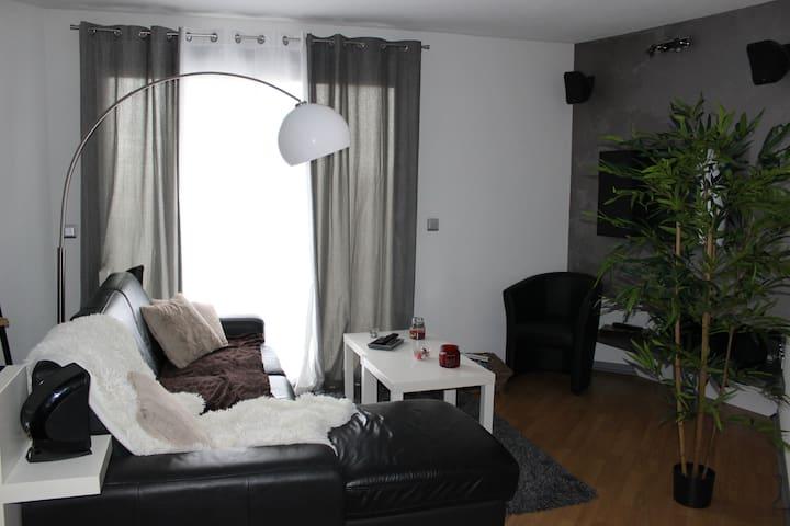 Charmant appartement 15 minutes de Genève - Annemasse - Apartamento