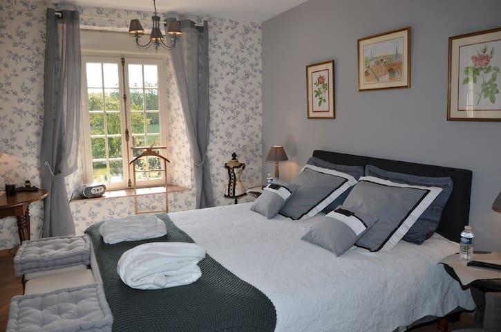 Le Moulin de Gouaix - Chambre du Meunier - Jutigny - Domek gościnny