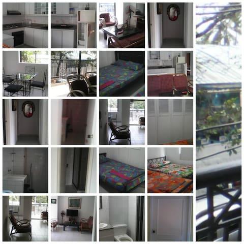 EN FRENTE DEL MAR DEL CARIBE, - Santa Marta - Apartment
