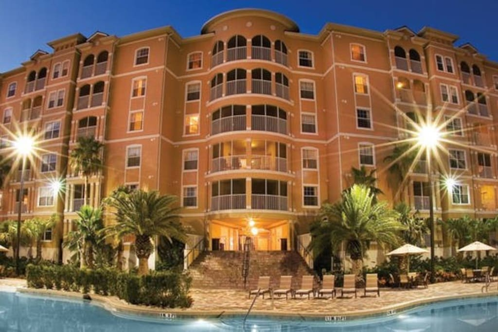 2 Br Mystic Dunes Timeshares For Rent In Kissimmee Florida United States
