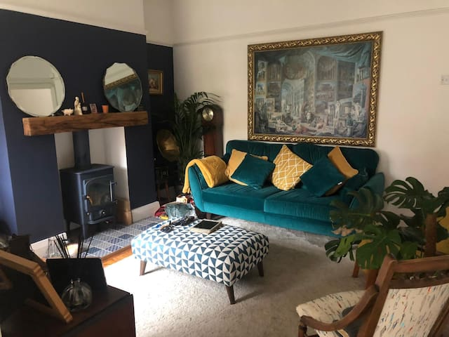 Double in a friendly central Chorlton cosy house