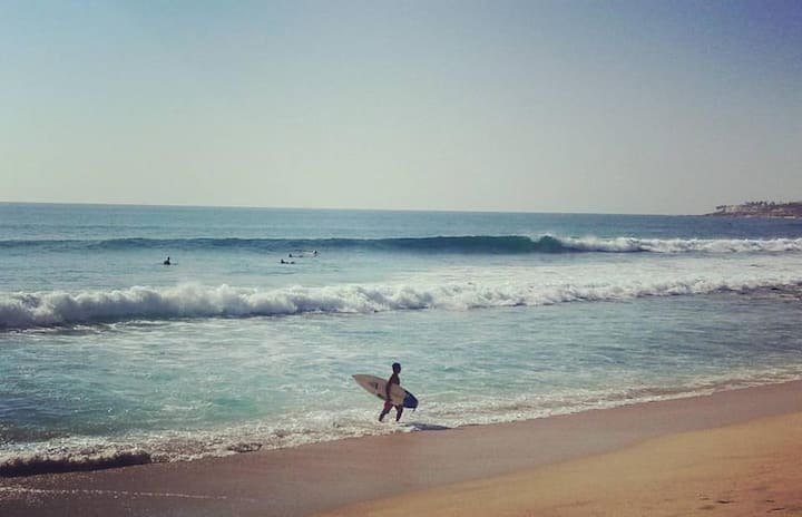 Costa Azul Apartments surf and fishing