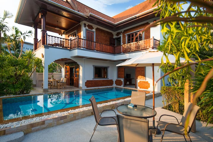 EXCEPTIONAL POOL VILLA THAI STYLE