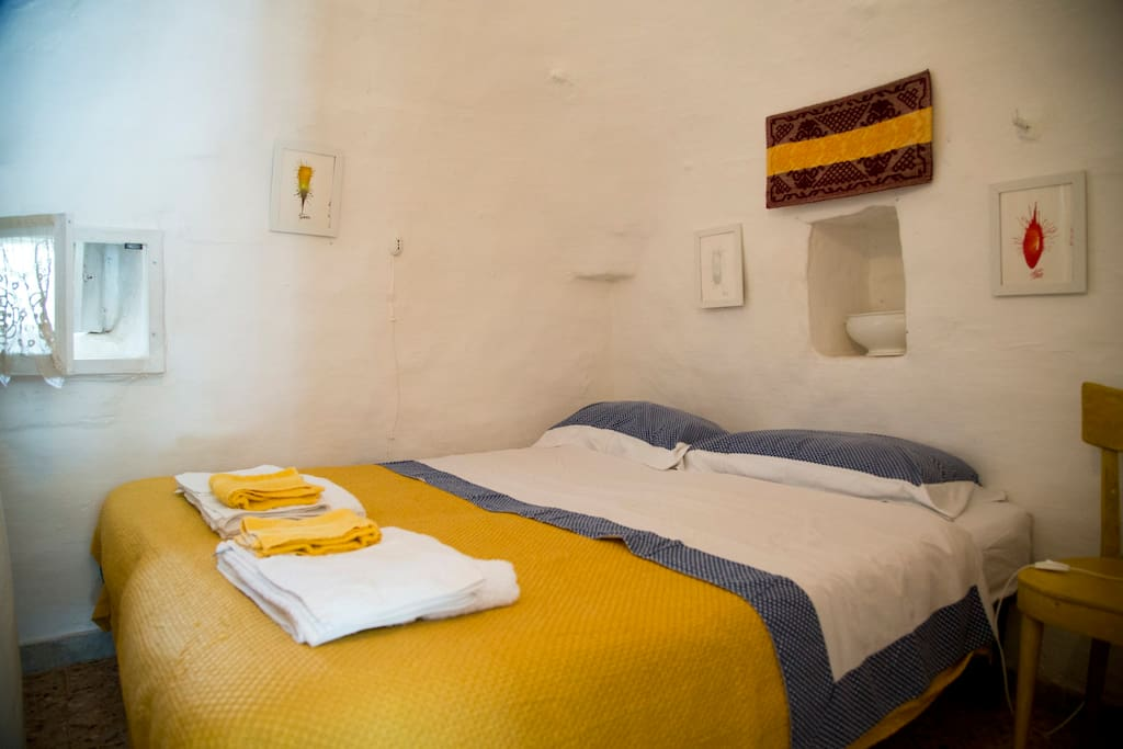 Stanza Gialla - Yellow Room - Habitacion Amarilla
