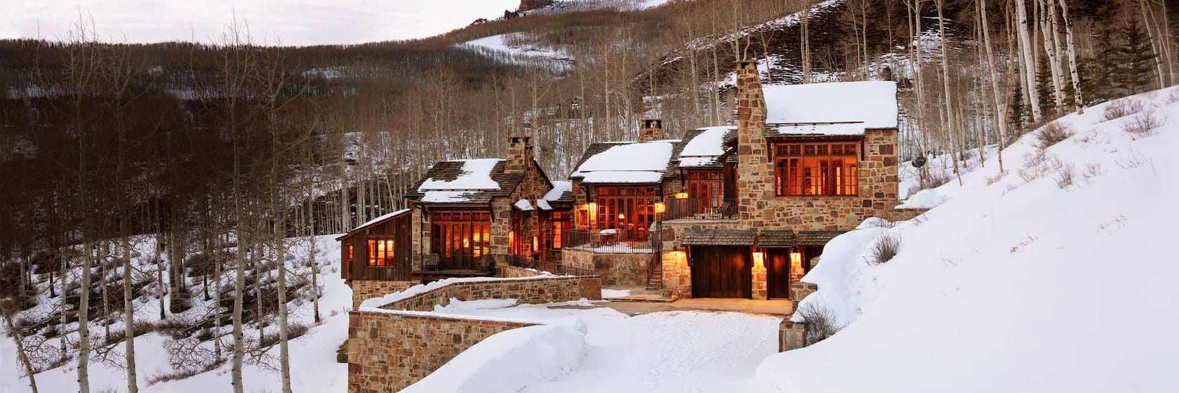 Luxury rentals in Telluride