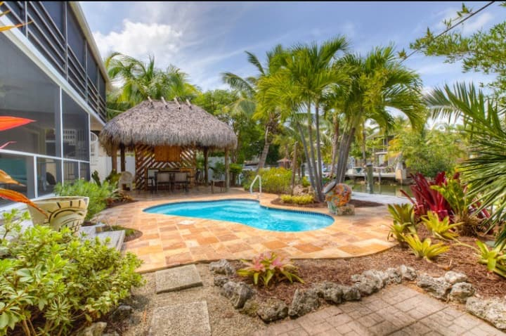 *WINTER SPECIAL* Waterfront Pool Home