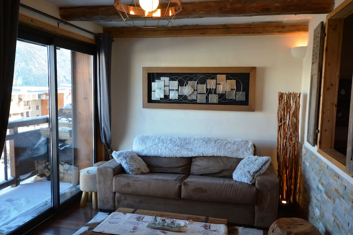 Appartement CHARME 3* Courchevel 1850