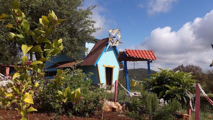 Kaş'ta İdeal bir Çadır Kamp Alanı