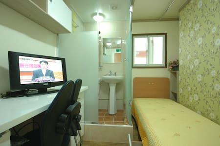 쉐르빌리빙텔(Shervilivingtel-main)       ----Room type B - Suji-gu, Yongin-si