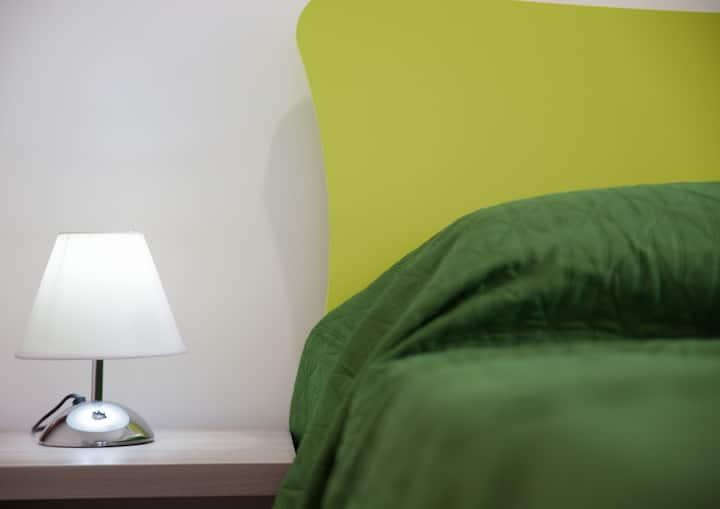 AppartamentiDueC  Uno Giallo X2