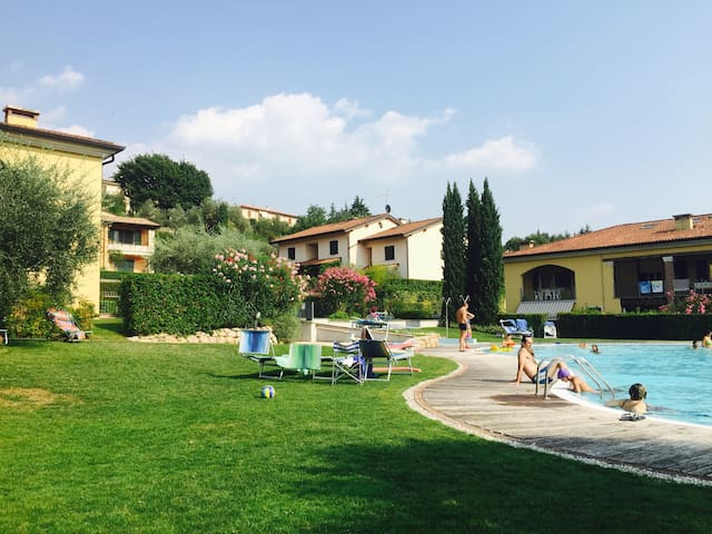 Ferien am Gardasee Italien.( ab2N) - Castion Veronese - Appartement