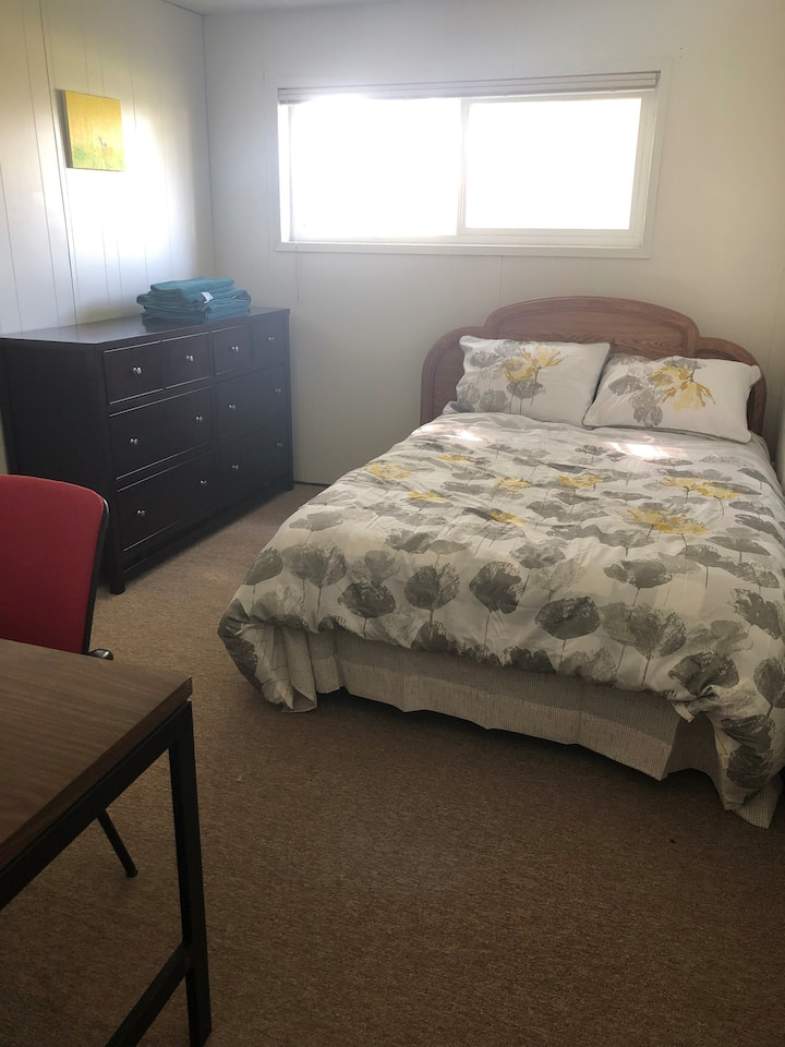 Quiet and Private Room Located in Central Location