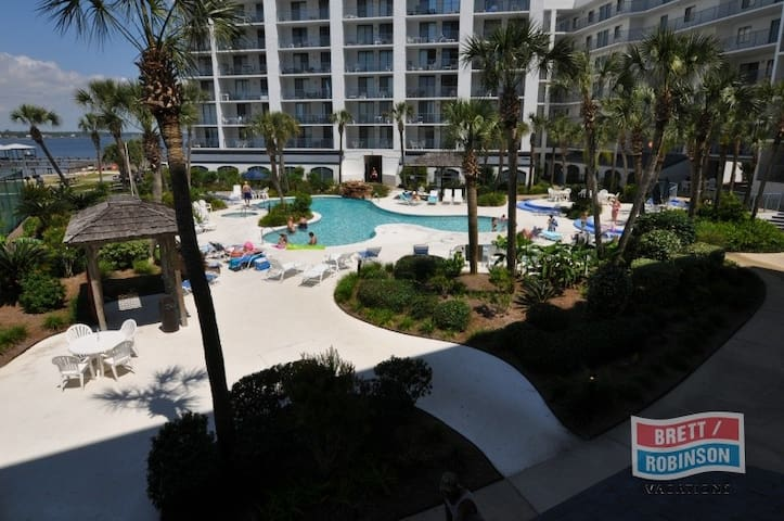 Gulf Shores Surf & Racquet Unit 504A - Gulf Shores - Lägenhet